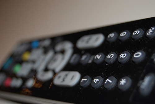 Remote Control, Television - TV-controller by espensorvik