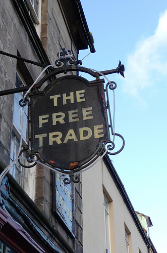 The Free Trade by John Lord