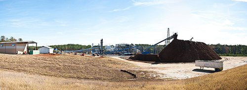 Ameresco Biomass Cogeneration Facility at SRS by Savannah River Site