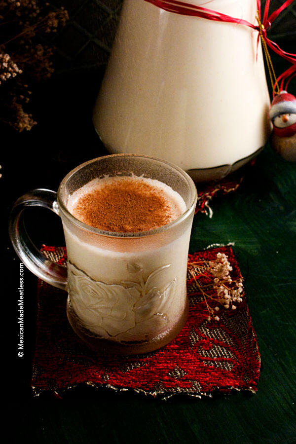 How to Make Old Fashion Eggnog from Scratch