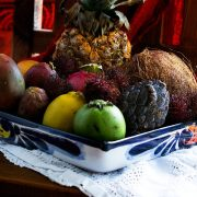Mexican Exotic and Tropical Fruits