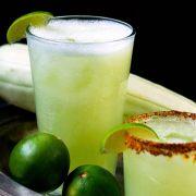 White Cucumber Agua Fresca