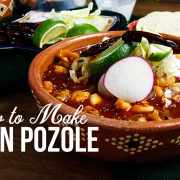 How to Make Vegan Pozole Rojo