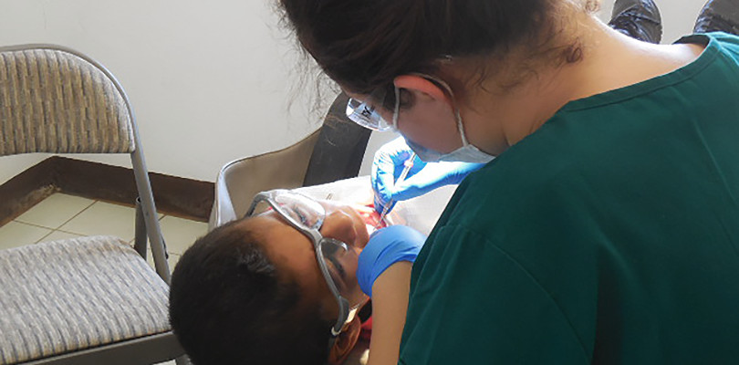 Mexican Medical Ministries Provides dentistry.