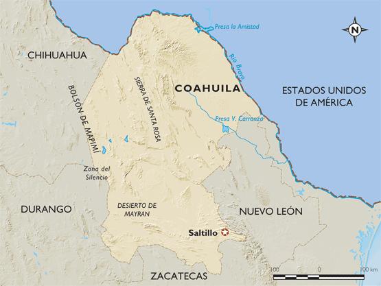 City Laredo District Map