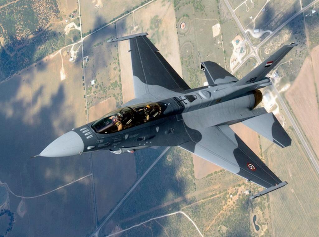iraq-f-16-aircraft