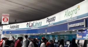 Terminal Poniente DF