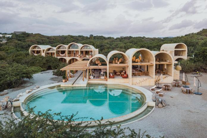Casa Sforza Puerto Escondido sustainability-minded hotel completed