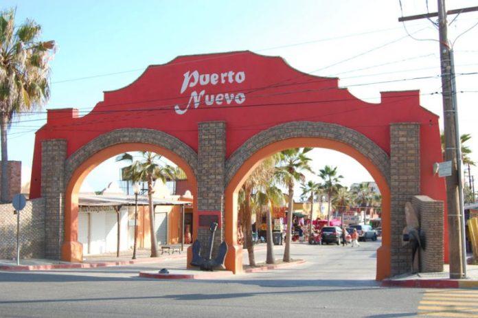 California man killed in Puerto Nuevo Baja California
