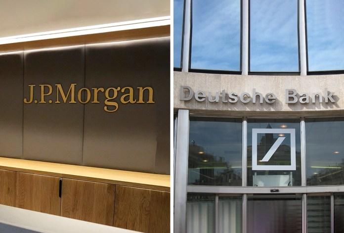 JP Morgan Deutsche Bank