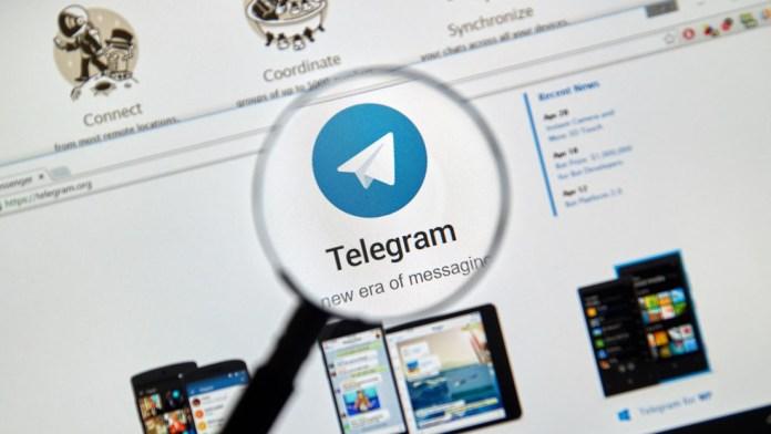telegram users