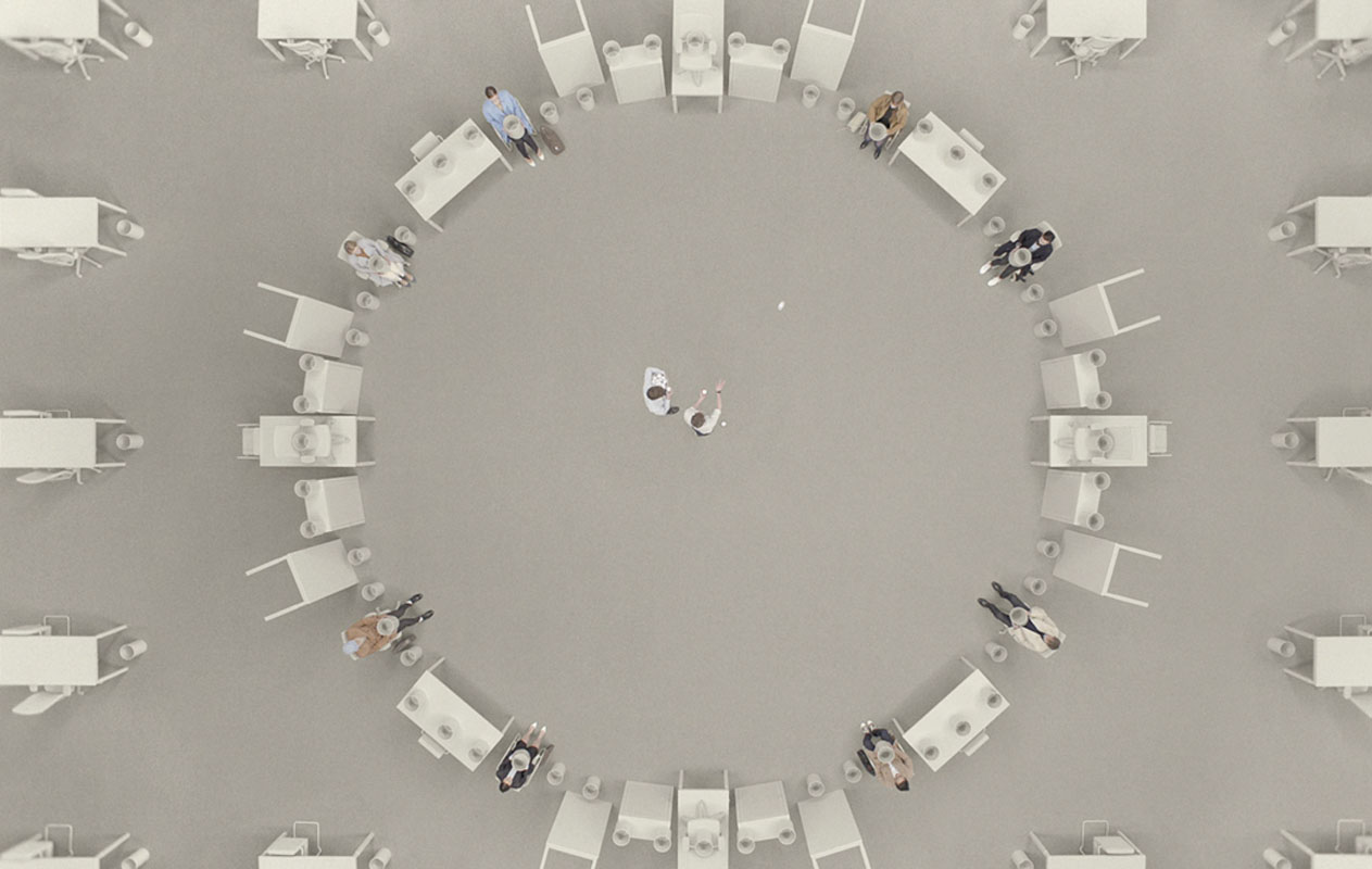 render-mobiliario-oficina-Boring-Collection-Lensvelt-Space-Encounters-Salone-2