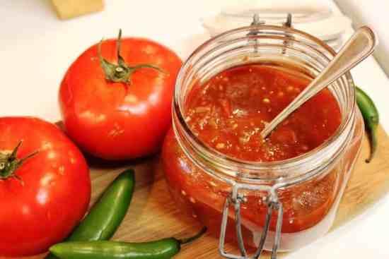 Receta de Salsa Ranchera Roja