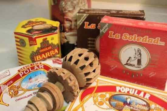 Utensilios de cocina mexicanos, molinillo