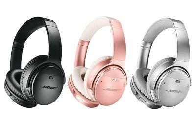 Auriculares inalámbricos con cancelación de ruido Bose QuietComfort 35 Series II