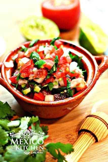 Pico de gallo recipe authentic mexican