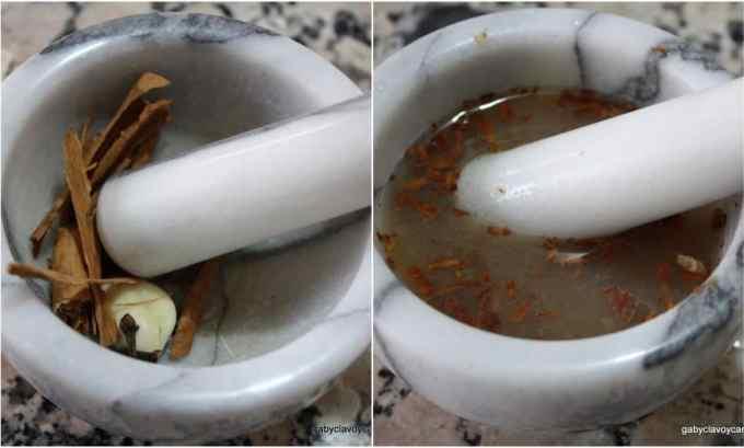 Traditional Chiles en Nogada recipe