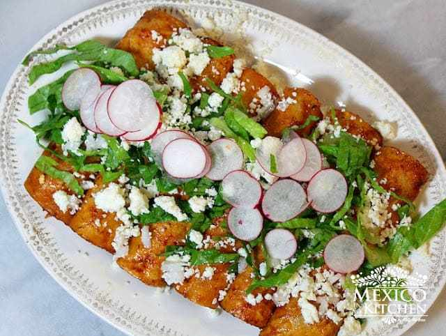 Red-enchiladas-recipe-rojas