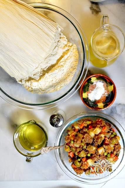 Healthy Tamales