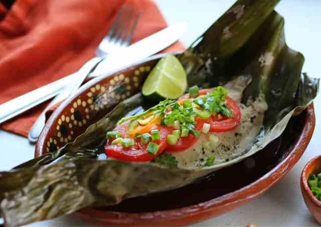 easy fish fillet dinner