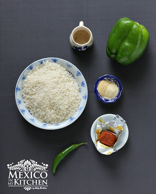 Easy perfect Mexican rice recipe
