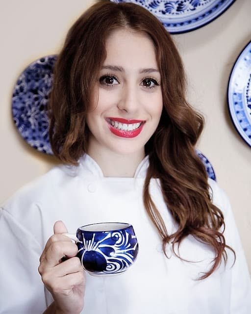 Chef Priscilla Curiel guest post at Mexico in my kitchen.