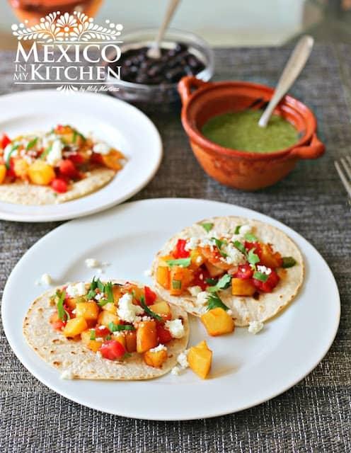 Mexican Style Potatoes - Papas a la Mexicana