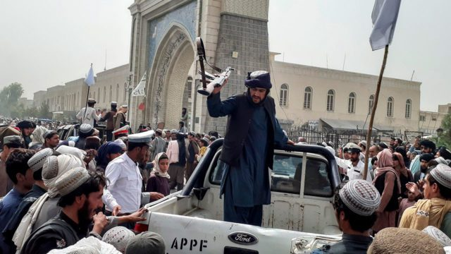 Italia no va a reconocer al Gobierno de los talibanes