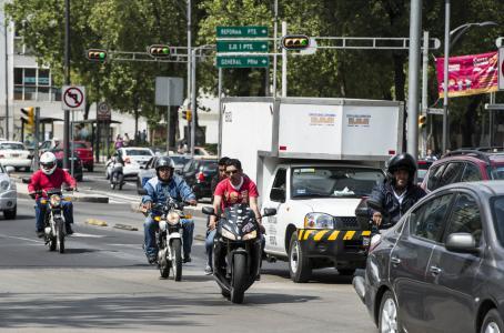 Organización Panamericana de la Salud urge actualizar padrón de motociclistas