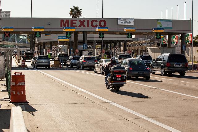 ENTER MEXICO BY LAND | Mexico Safe Insurance