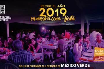 año nuevo 2019 fiesta