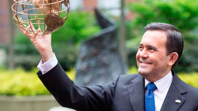 Elevar eficiencia y competitividad por T–MEC: I. Guajardo a socios Canacar