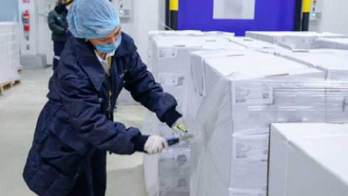 Trabaja SADER con industria para especializar aduana de Colombia, Nuevo León, en comercio de alimentos perecederos