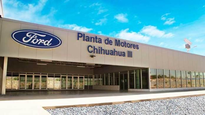 La planta de Ford en Chihuahua opera al 50%, pero no pone en jaque la producción de EU, dice