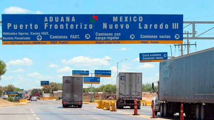 Tamaulipas, líder en comercio exterior