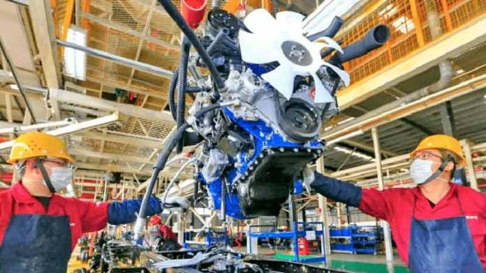 Industria de Querétaro se mantiene a 70% de su productividad