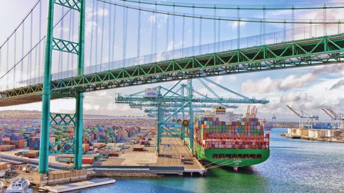 Transpacific rates hit new heights – now three times higher than Asia-Europe