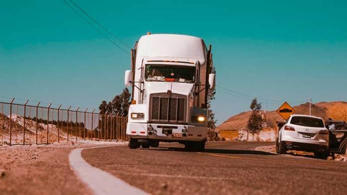 Emplacamiento de camiones, mas lento que nunca