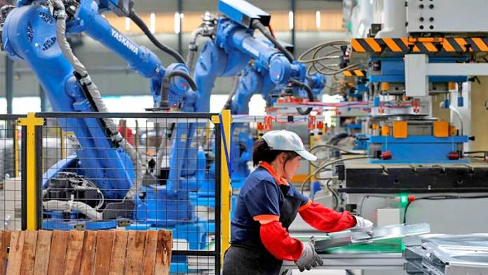 Expectativas empresariales del sector manufacturero 'respiran' y mejoran en agosto
