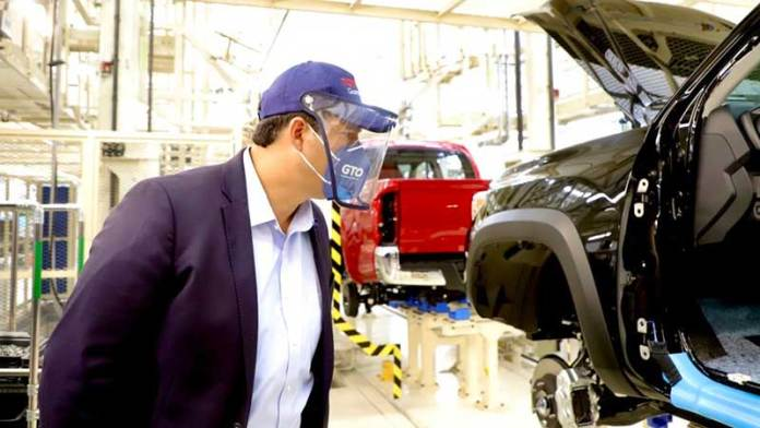 Toyota invertirá 170 millones de dólares más en su planta de Guanajuato