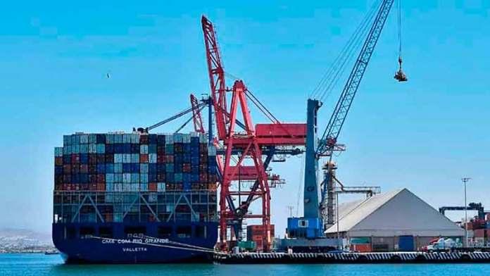Asegura API Ensenada que es el puerto del país con mayor aumento de carga