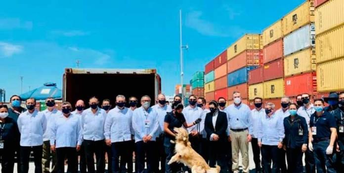 Rogelio Gallegos Cortés, es el nuevo administrador de la aduana de Manzanillo