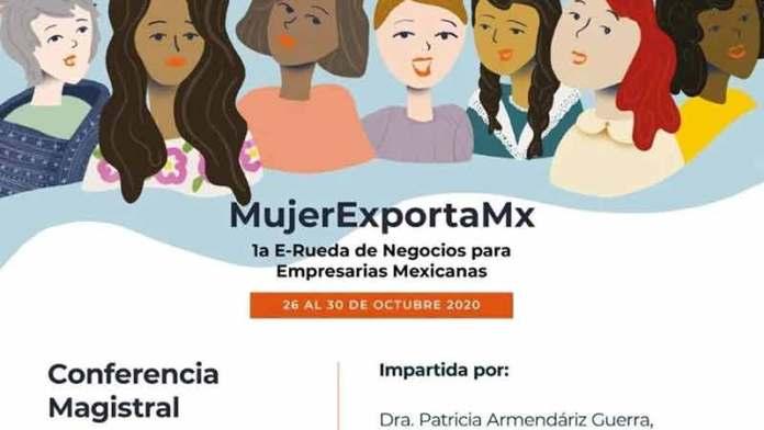 Inició MujerExportaMx, primera rueda de negocios virtual multisectorial para empresarias mexicanas