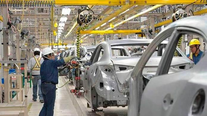 Exportación de autos se triplica
