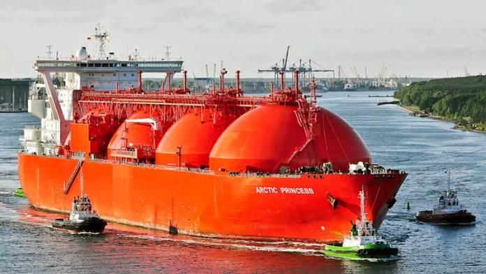 México cubre 68,5% de la demanda de gas natural con importaciones desde EEUU