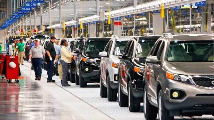 T-MEC es oportunidad de crecimiento a futuro y recuperación en sector automotriz
