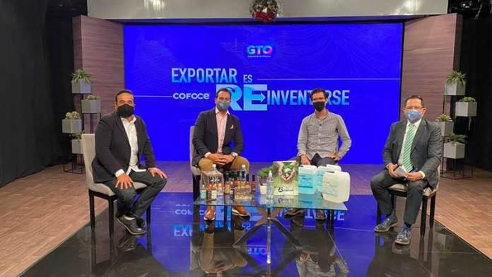 Empresarios de Guanajuato encontraron en la Exportación su reinvención