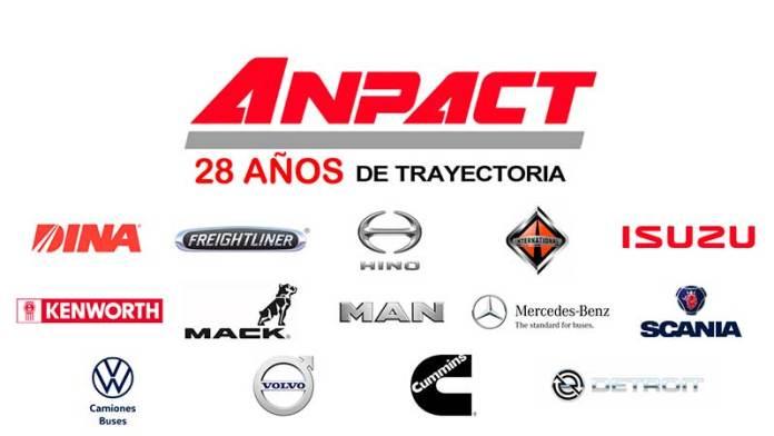 Conmemora la ANPACT 28 años de representar al autotransporte
