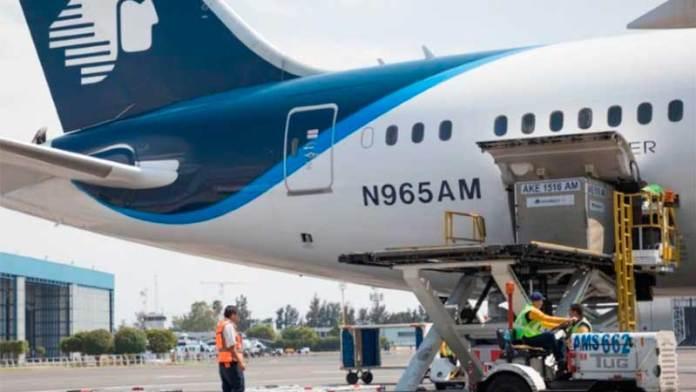 Prevén crecimiento sostenido del 4% en carga aérea