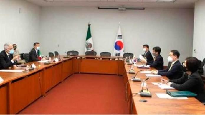 México acuerda elevar cuota de importación de productos surcoreanos de acero laminado en frío